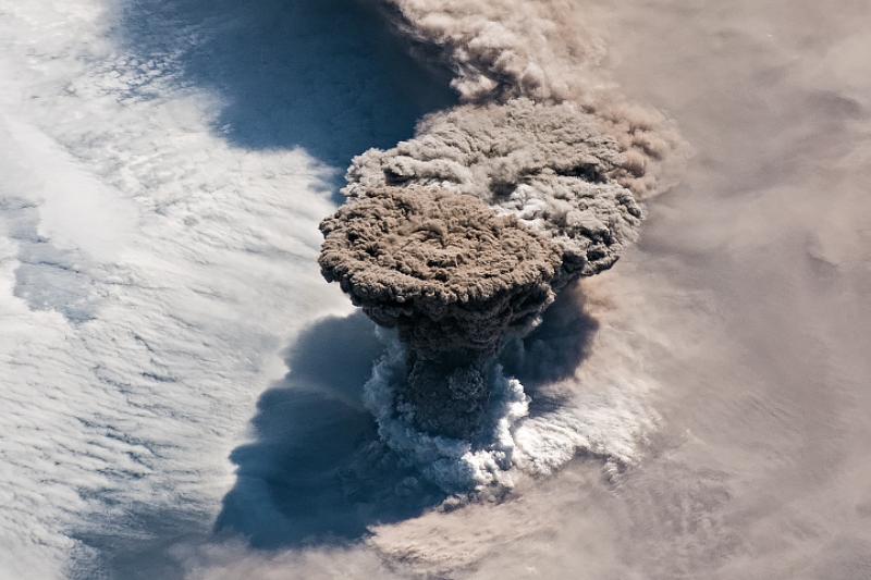 Erupcja Raikoke