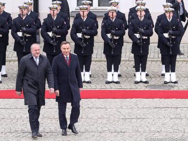 """Andrzej Duda chce Gruzji w Unii i NATO. """"Brak nowych państw, to początek..."""