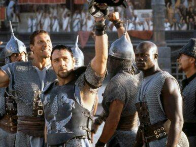 """Będzie sequel filmu """"Gladiator"""". Reżyserem ponownie Ridley Scott"""