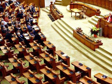 Rumunia: wybory parlamentarne w cieniu konfliktu na szczytach władzy