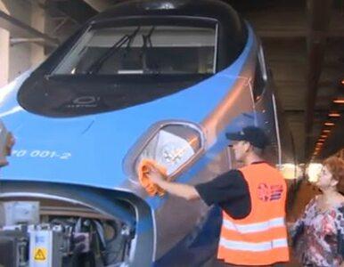 Wojtunik: CBA interesuje się kontraktem na pociągi Pendolino
