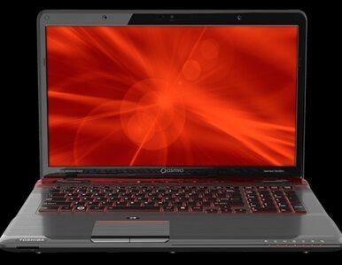 """""""Laptop już więcej nie może"""". Toshiba prezentuje swój nowy..."""