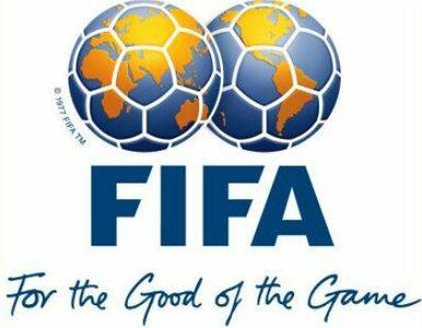 Kilkunastu działaczy FIFA zatrzymanych. Podejrzenie korupcji