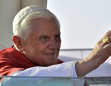 """Benedykt XVI broni """"ewangelicznego radykalizmu"""" przeciwko """"relatywizmowi"""""""