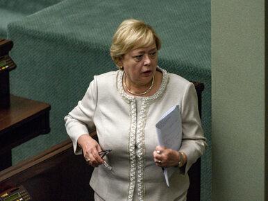 Małgorzata Gersdorf idzie na urlop. Rzecznik Sądu Najwyższego komentuje