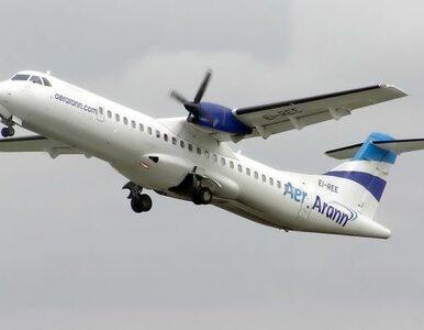 Katastrofa lotnicza w Rosji - 12 osób przeżyło zderzenie ATR-72 z ziemią