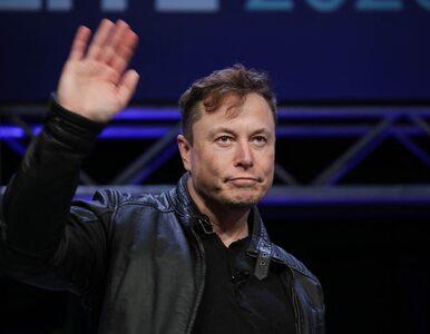 Elon Musk w Niemczech. Ekscentryczny miliarder z wizytą w firmie...