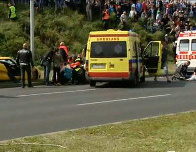 Tragedia podczas Gran Turismo w Poznaniu. Samochód wjechał w tłum