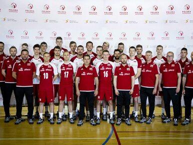 Trener reprezentacji siatkarzy ogłosił skład na Mistrzostwa Europy w Polsce