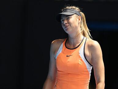 Maria Szarapowa zdyskwalifikowana na dwa lata