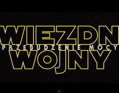 """Nowe """"Gwiezdne Wojny""""  to już hit internetu"""