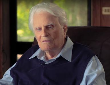 Zmarł amerykański kaznodzieja Billy Graham