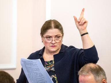 Krystyna Pawłowicz pisze do Andrzeja Dudy. Zarzuca prezydentowi łamanie...