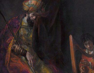 Po ponad stu latach zweryfikowano autentyczność obrazu Rembrandta