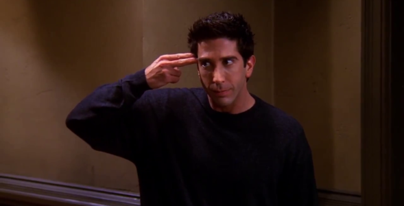 """QUIZ. Ile wiesz o Rossie Gellerze z serialu """"Przyjaciele""""?"""