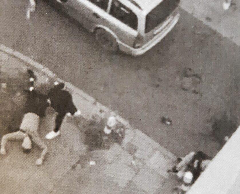 Zdjęcie udostępnione przez policję