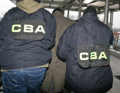 CBA wkroczyło do Ministerstwa Skarbu