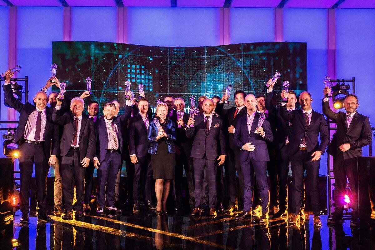 Laureaci Innowatorów 2019 Laureaci nagrody Innowatory 2019