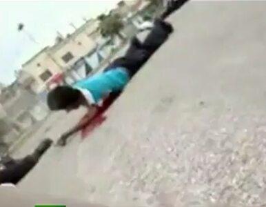 """""""Oni nas zarzynają, zobaczcie"""". Obserwatorzy Ligi Arabskiej w Syrii"""