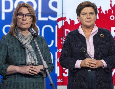 PE przyjął krytyczną wobec Polski rezolucję. Szydło i Mazurek zestawiają...
