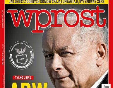 ABW mogło inwigilować Kaczyńskiego, problemy patointeligencji. Co...