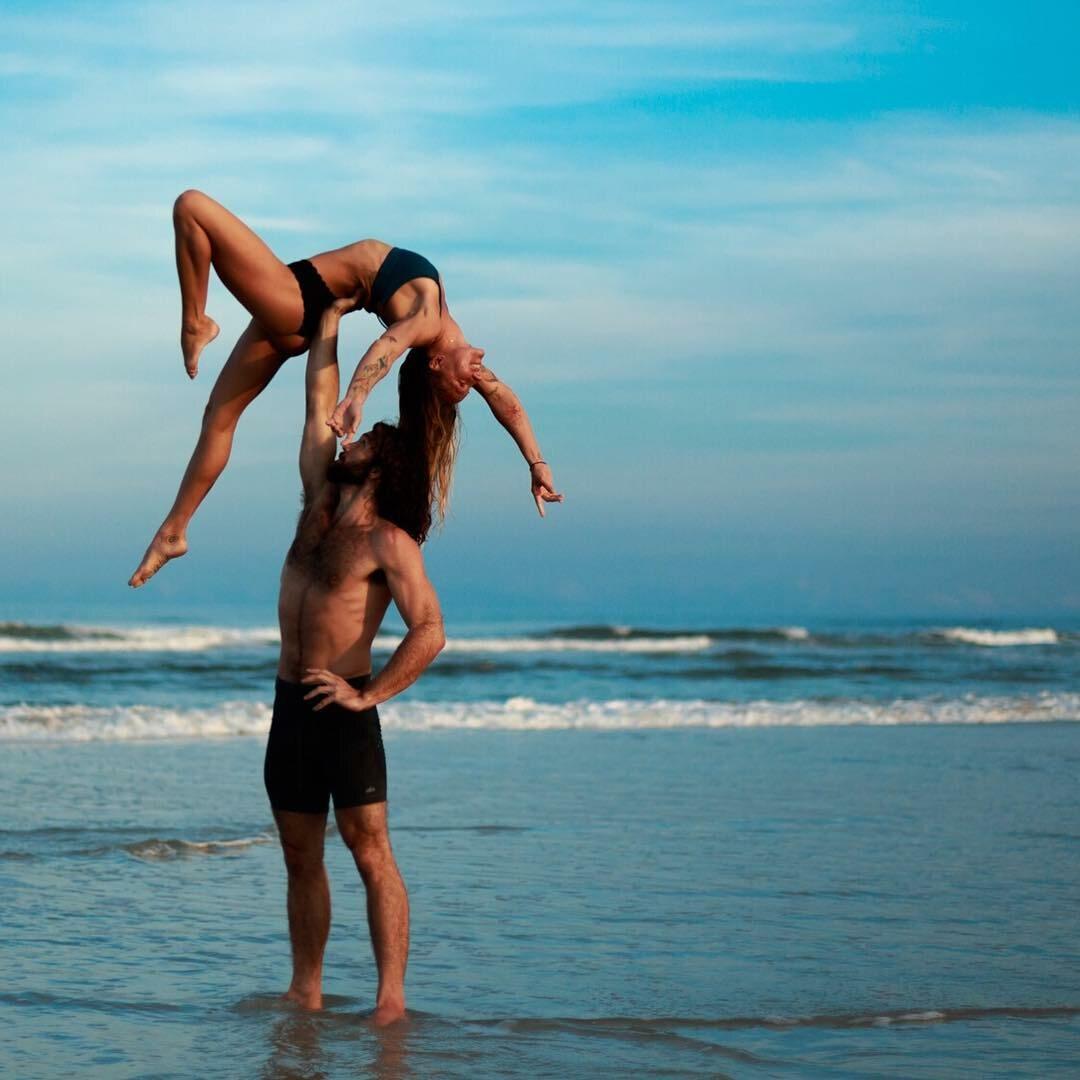 Hannah Gypsy i Pablo Frost