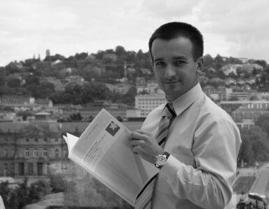 Zmarł prezydent Mielca Daniel Kozdęba. Miał 41 lat