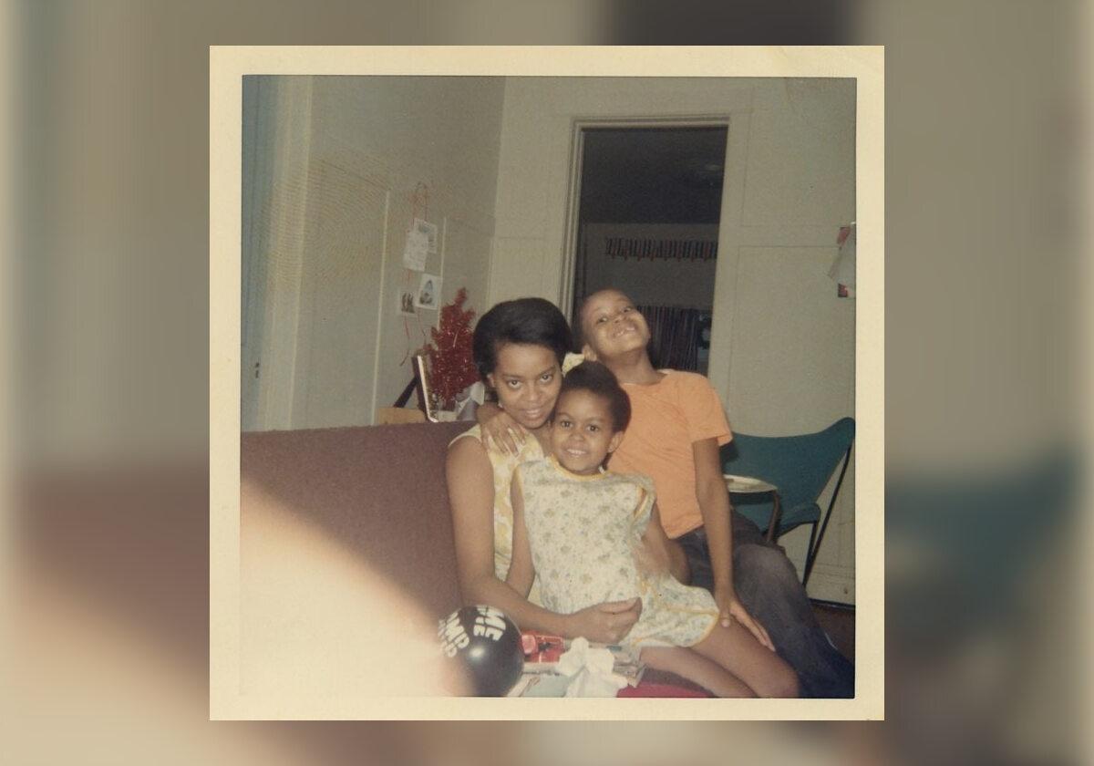 Michelle Obama z matką