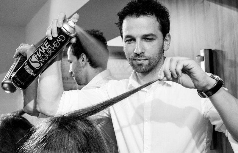 Grzegorz Duży główny stylista Shake Your Head