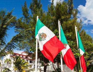 Atak na polski autokar w Meksyku. W środku było 25 turystów