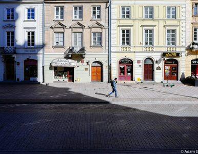 Tak wygląda pusta Warszawa. Mateusz Morawiecki pokazał zdjęcia
