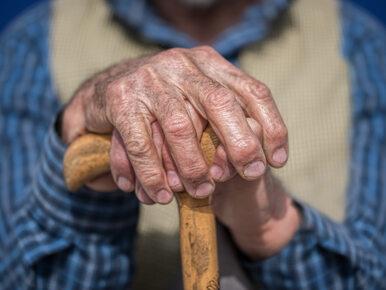 Wnuczek znęcał się nad swoim 89-letnim dziadkiem. 27-latek jest już w...