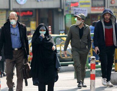 Wzrost liczby zarażonych w Iranie. Już ponad 400 przypadków śmiertelnych