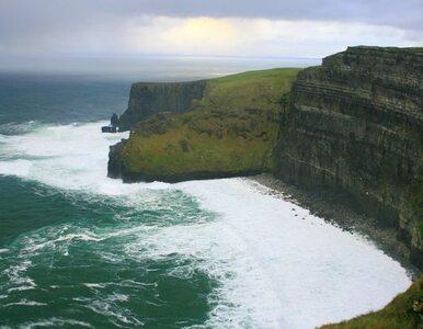 Śmierć Polki w Irlandii. Spadła z klifu