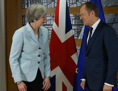 Theresa May prosi UE o kolejne odłożenie brexitu