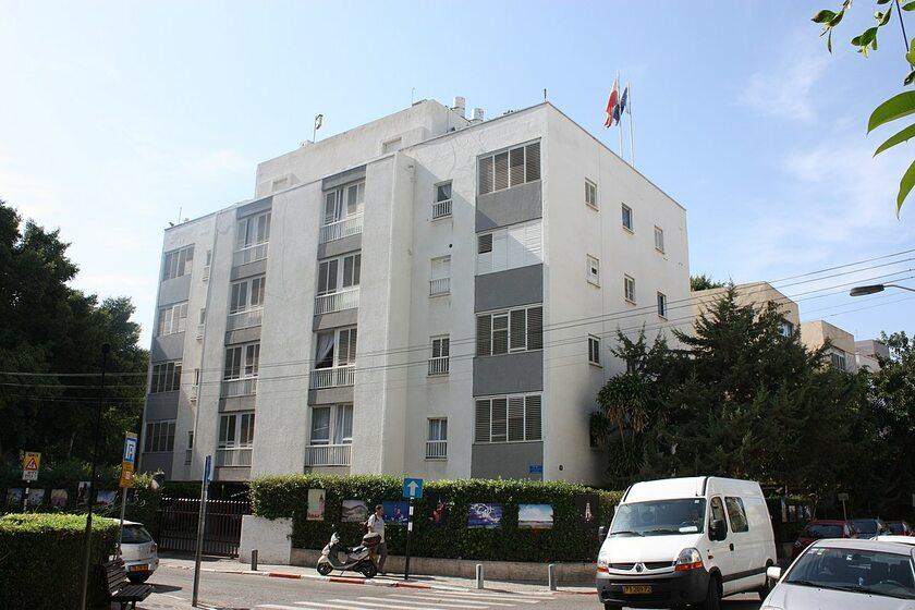 Ambasada  Polski w Izraelu