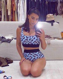 Kim Kardashian obchodzi 40. urodziny