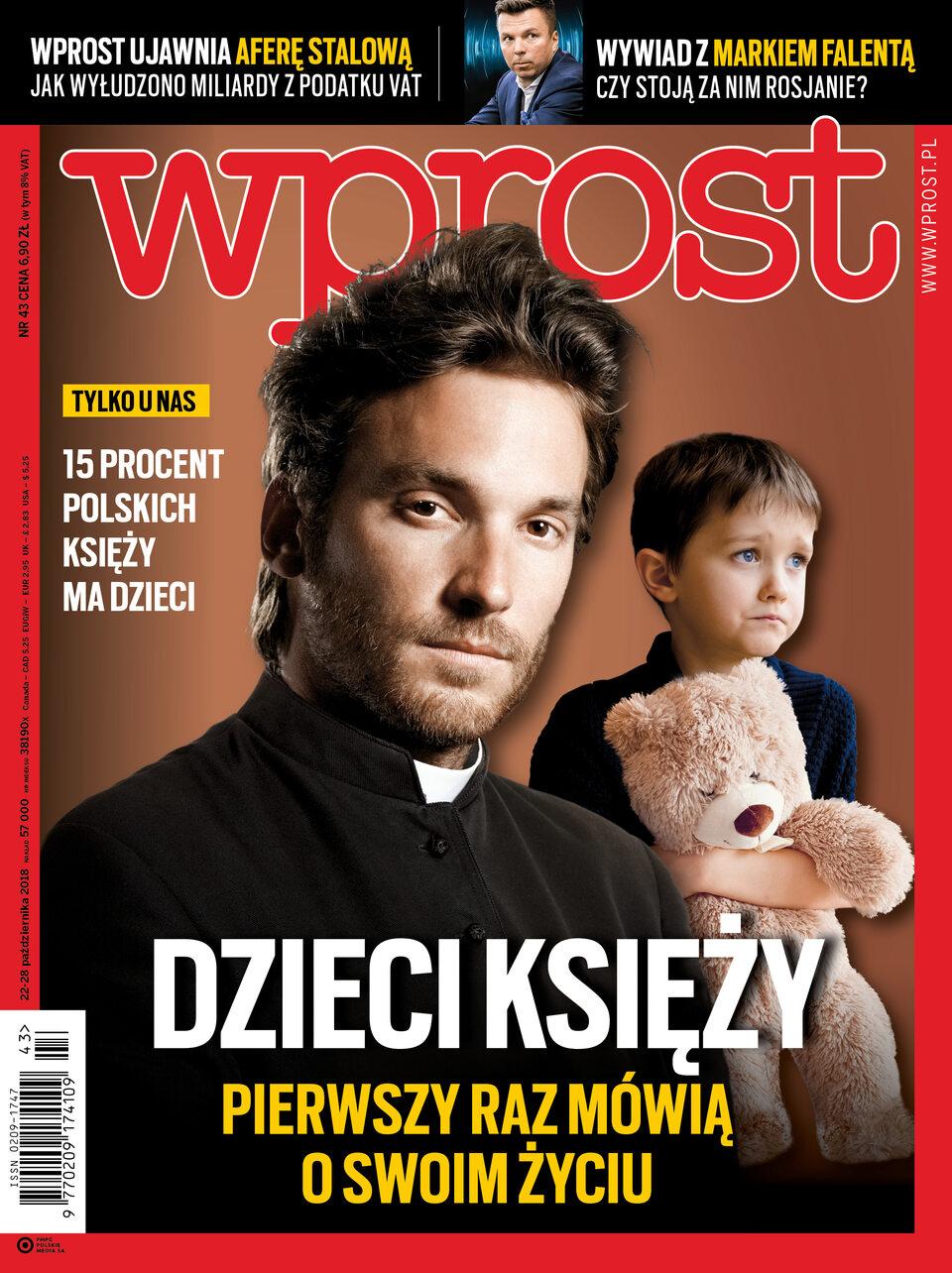 Wprost nr 43/2018