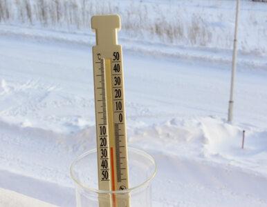 Mróz utrzymuje się w Polsce. Miejscami minus 18 stopni