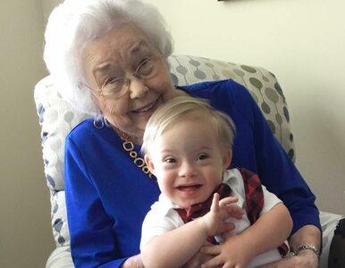 """Wzruszające zdjęcie Gerbera. 91-latka będąca pierwszą """"twarzą"""" marki i..."""