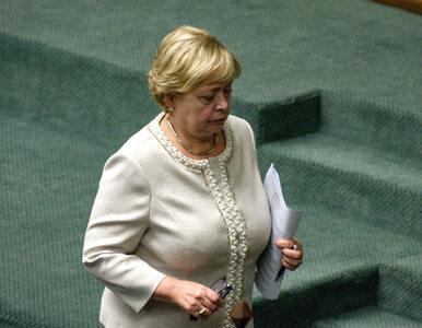 Premier Morawiecki spotkał się z Małgorzatą Gersdorf. Rzecznik SN...