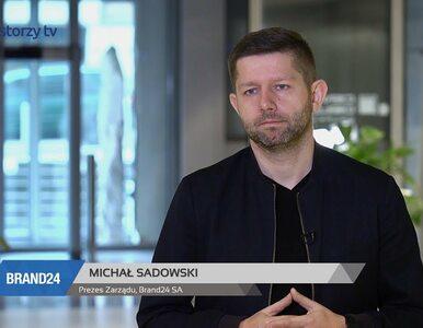 Brand24 SA, Michał Sadowski - Prezes Zarządu, #279 ZE SPÓŁEK