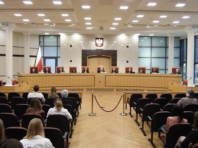 Trybunał Konstytucyjny zajął się sprawą skierowaną przez prezydenta i...
