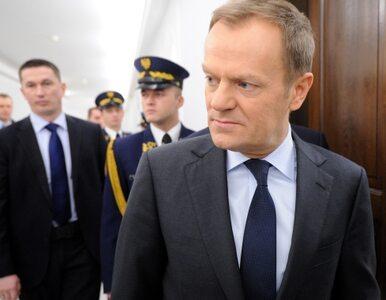 """Tusk: gdybym się bał hakerów, nie podpisalibyśmy ACTA. Mówię """"sprawdzam"""""""