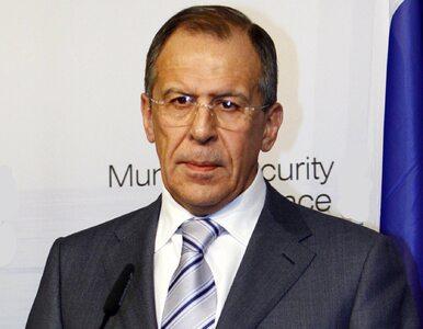 Szef MSZ Rosji: Obawiamy się ukraińskiej ofensywy