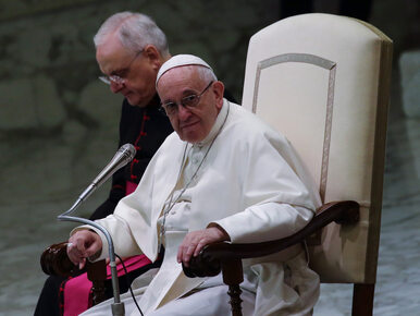 """Papież boi się wojny nuklearnej. """"Jesteśmy na granicy"""""""