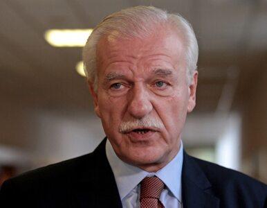 Olechowski: Jeśli Rosjanie są gotowi do wojny, trzeba wyjeżdżać do...