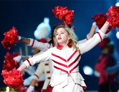 Koncert Madonny: gwiazda spóźniona, kompletu nie było