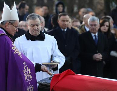 Pogrzeb Jana Olszewskiego. Były premier spoczął na Powązkach