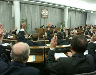 Senat poprawia Prawo prasowe. Senatorowie ustalają rozmiar czcionki jaką...
